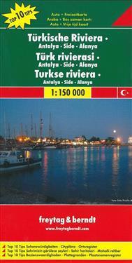 Turkish Riviera /Antalya-Side-Alanya