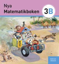 Nya Matematikboken 3 B Grundbok