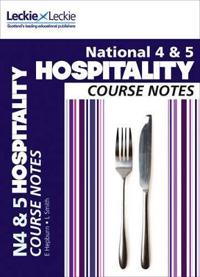 National 4/5 Hospitality Course Notes