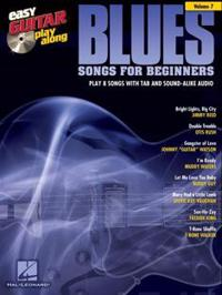 Blues Songs for Beginners [With Access Code]