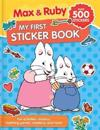 Max & Ruby: My First Sticker Book (Over 500 Stickers)