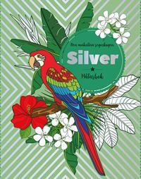 Den makalösa regnskogen : silver - målarbok