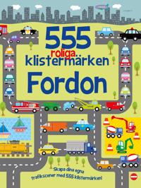 555 roliga klistermärken : fordon