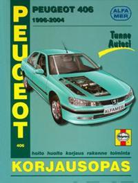 Peugeot 406 1996-2004
