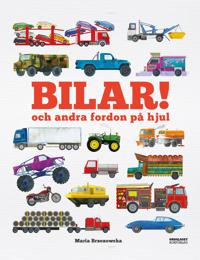 Bilar! och andra fordon på hjul