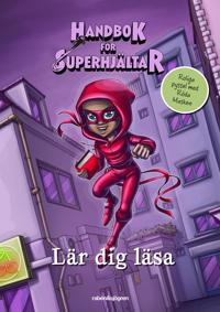 Handbok för superhjältar lär dig läsa