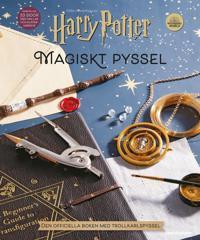 Harry Potter Magiskt pyssel : den officiella boken med trollkarlspyssel