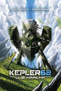 Kepler62 Uusi maailma: Gaia