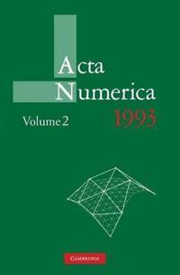 Acta Numerica 1993