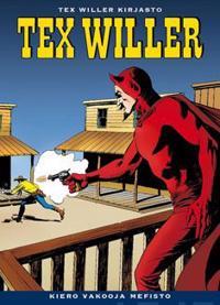 Tex Willer kirjasto 2