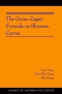 The Gross-Zagier Formula on Shimura Curves
