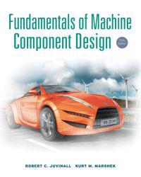 Fundamentals of Machine Component Design [With CDROM]