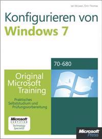 McLean, I: Konfigurieren von Windows 7/Examen 70-680/CD