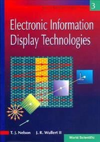 Electronic Information Display Technologies