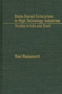 State-Owned Enterprises in High Technology Industries