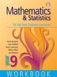 Mathematics and Statistics for the New Zealand Curriculum Year 9 + Student Cd-rom Workbook + Student Cd-rom