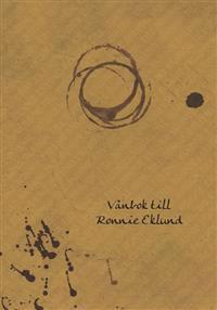 Vänbok till Ronnie Eklund