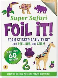 Large Foil It! Super Safari