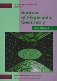 Sources of Hyperbolic Geometry