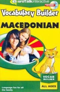 Mina första ord Makedonska