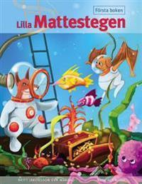 Lilla mattestegen. Första boken - Britt Jakobson, Eva Marand   Laserbodysculptingpittsburgh.com