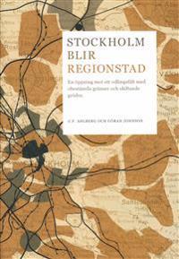 Stockholm blir regionstad : en öppning mot ett odlingsfält med obestämda gränser och skiftande grödor