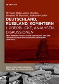 Deutschland, Russland, Komintern