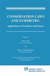 Conservation Laws and Symmetry