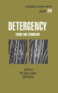 Detergency