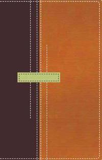 Reina-Valera 1960 Biblia De Referencia Thompson Tamano Personal, Marron/Terracota/ Rvr 60 Thompson Reference Bible, Personal Size, Brown/ Terrocota