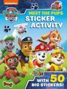 Paw Patrol: Meet the Pups Sticker Activity