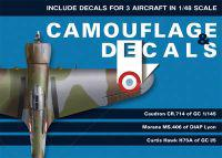 Camouflage and Decals No. 1-48
