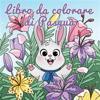 Libro da colorare di Pasqua