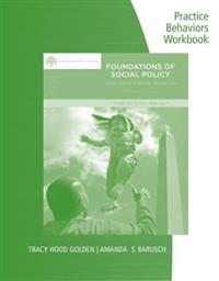 Foundations of Social Policy Student Practice Behaviors Workbook