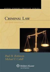 Aspen Treatise for Criminal Law