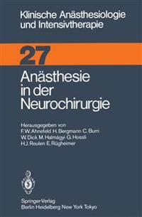 Anasthesie in Der Neurochirurgie