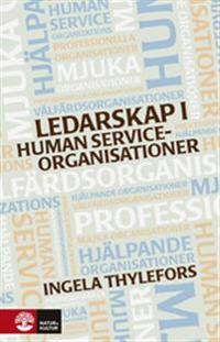 Ledarskap i human service-organisationer