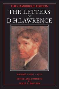 The The Cambridge Edition of the Letters of D. H. Lawrence The Letters of D. H. Lawrence