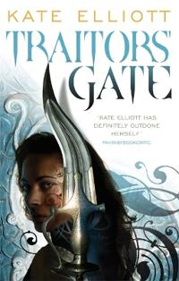 Traitors gate - book three of crossroads