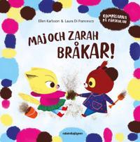 Maj och Zarah bråkar!