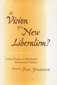 A Vision of a New Liberalism?