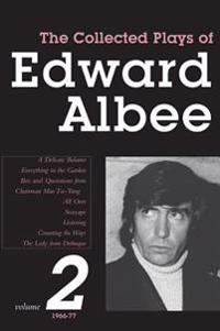 The Collected Plays of Edward Albee Volume II: 1966-1977