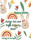 Easter Cut and Paste Activity Book