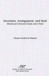 Invention, Arrangement, and Style