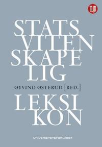 Statsvitenskapelig leksikon