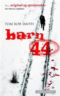 Barn 44 - Tom Rob Smith pdf epub