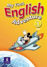 My First English Adventure Level 1 DVD