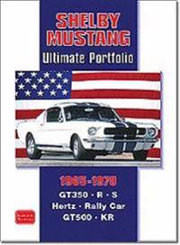 Shelby Mustang 1965-1970 -ultimate Portfolio