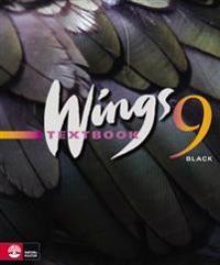 Wings 9 Black Textbook inkl cd