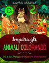 Impara gli Animali Colorando